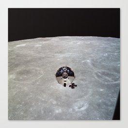 Apollo 10 - Far Side Of The Moon Canvas Print