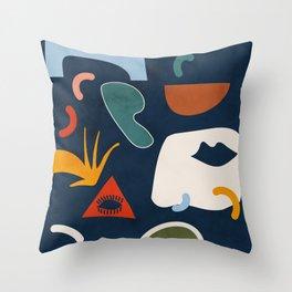 minimal II Throw Pillow