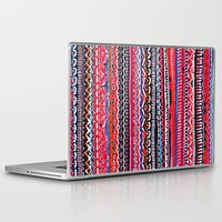batik Laptop & iPad Skins featuring Batik Attack by RAMALAMA