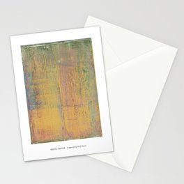 Simon Carter Painting Dispelling The Myth Stationery Cards