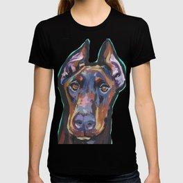 Doberman T Shirts   Society6