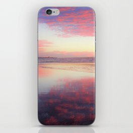 A Sunset Like Cotton Candy iPhone Skin