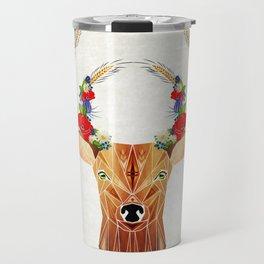 deer spring Travel Mug