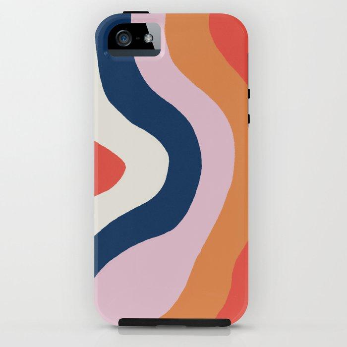 moab, canyon stripes iPhone Case
