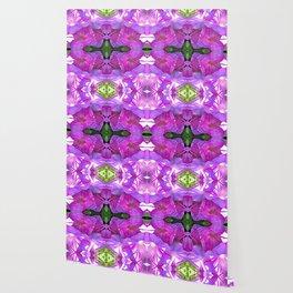 Delicate Symmetry Wallpaper