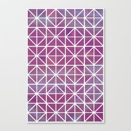 Broken Geometry 2 Canvas Print