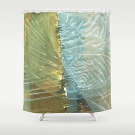 Folie 2 Shower Curtain