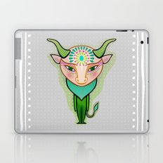 taurus zodiac sign Laptop & iPad Skin