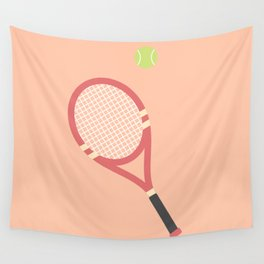 #19 Tennis Wall Tapestry
