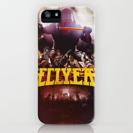 hellyeah celebration tour 2019 nontongame iPhone Case
