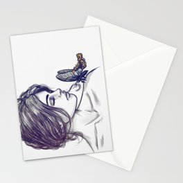 If Thou Must Love Me Stationery Cards