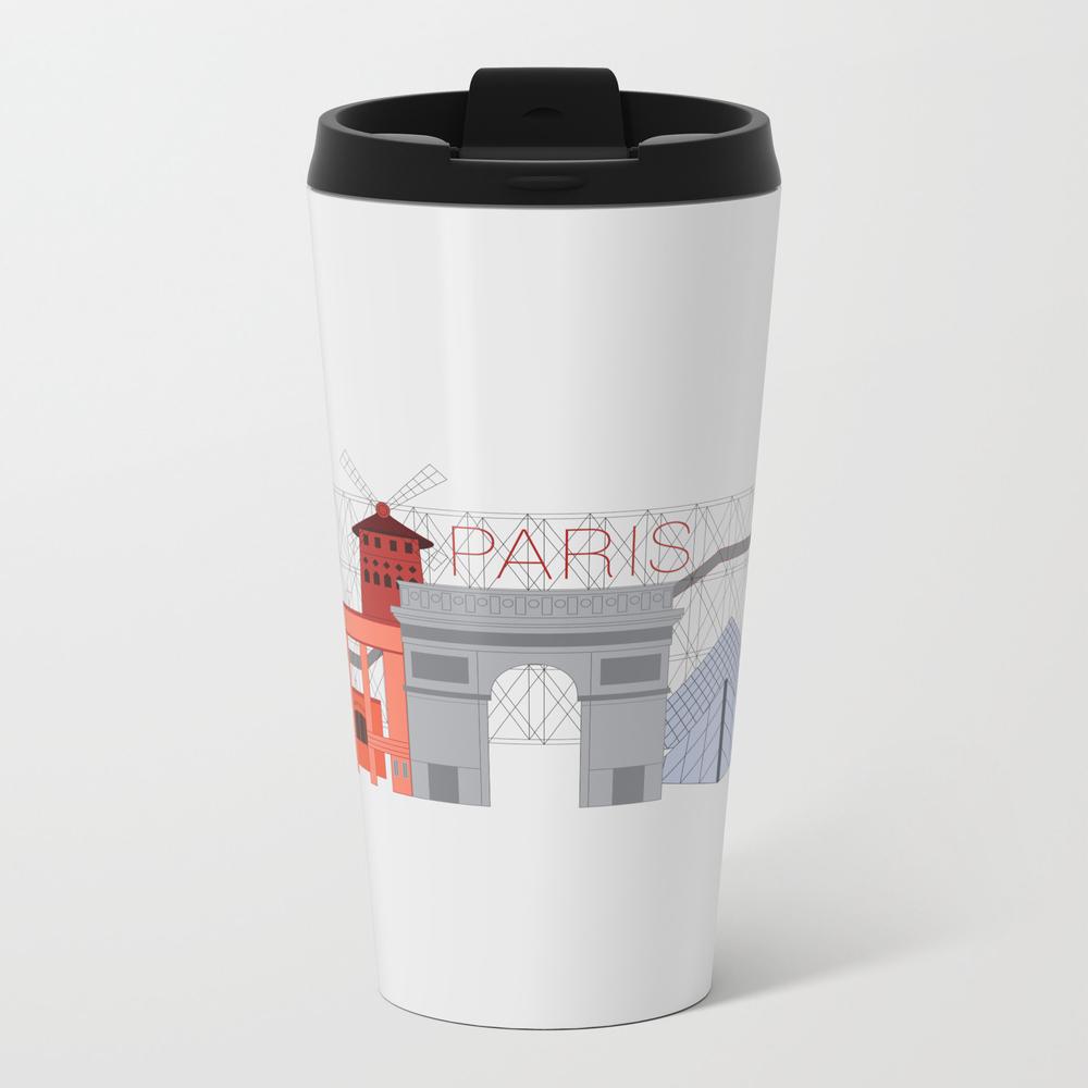 Paris, France Travel Cup TRM8941110