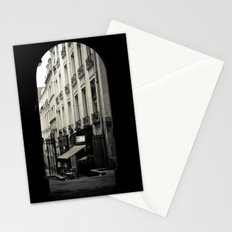 Parisian Doorway Stationery Cards