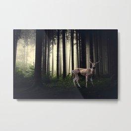 Tales of Wilderness Metal Print