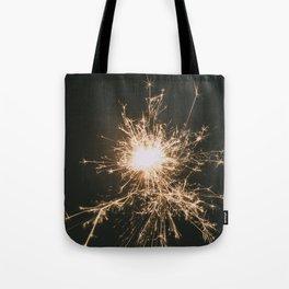 Spark, I Tote Bag
