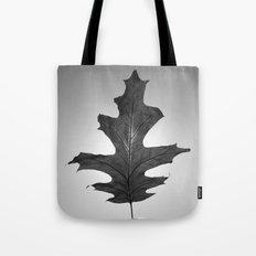 Dark Leaf 2 Tote Bag