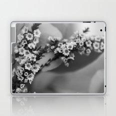 Baby's Breath B&W Laptop & iPad Skin