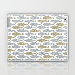 shoal of herring Laptop & iPad Skin