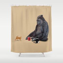 I Should, Koko (Colour) Shower Curtain