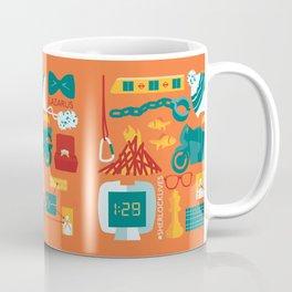 The Empty Hearse Coffee Mug