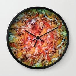The beautiful evidence Wall Clock