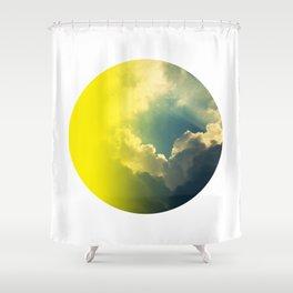 Geoform 1 Shower Curtain