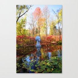 Drama Boost Canvas Print