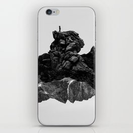 Isolate Me iPhone Skin