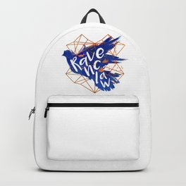 Ravenclaw Bronze Splatter Backpack
