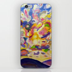 Okanagan Sky iPhone & iPod Skin