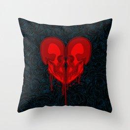 Eternal Valentine Throw Pillow