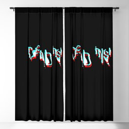 dead inside Blackout Curtain