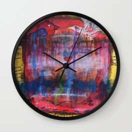 They Say There Is Somebody For Everyone Wall Clock