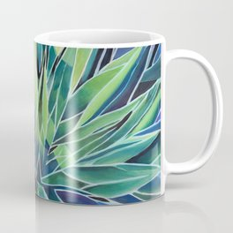 agave abstracta Coffee Mug