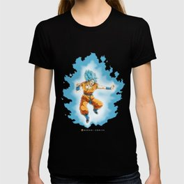 Blue God 02 T-shirt