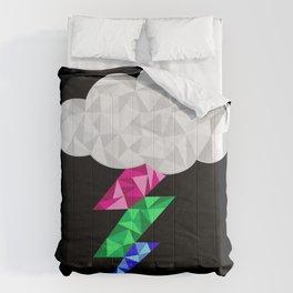 Polysexual Storm Cloud Comforters