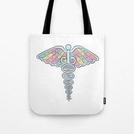 Medical DNA Tote Bag