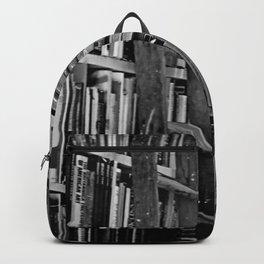 Book Shelves Backpack