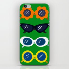 Sunnies iPhone Skin