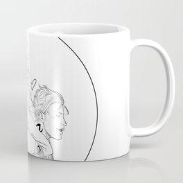 Clary & Jace Coffee Mug