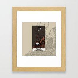 10 Yars of Visions  Between Dream and Nightmare Framed Art Print