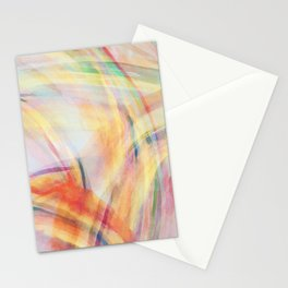 Inside the Rainbow 3 Stationery Cards