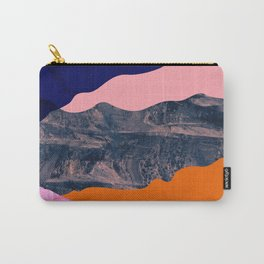 Graphic volcanic mountains Carry-All Pouch