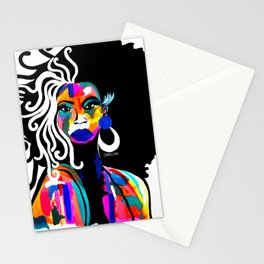 HALF NATURAL Stationery Cards