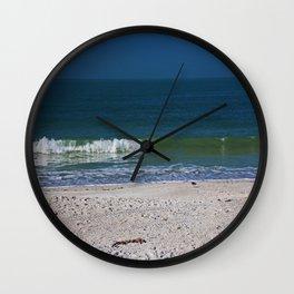 Salt Air Confessions Wall Clock