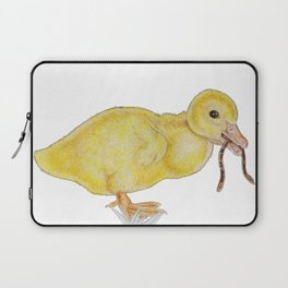 Hungry Little Duckling Laptop Sleeve