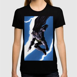 A Dark and Stormy Knight T-shirt