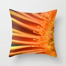 Glass Half Full Throw Pillow
