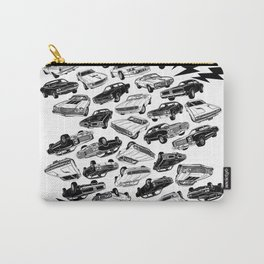 Muscle Car Mania Carry-All Pouch