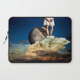 We're Alone Now Laptop Sleeve